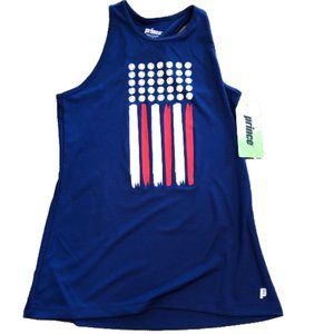 NWT Prince American Flag Tennis Tank Top Shirt